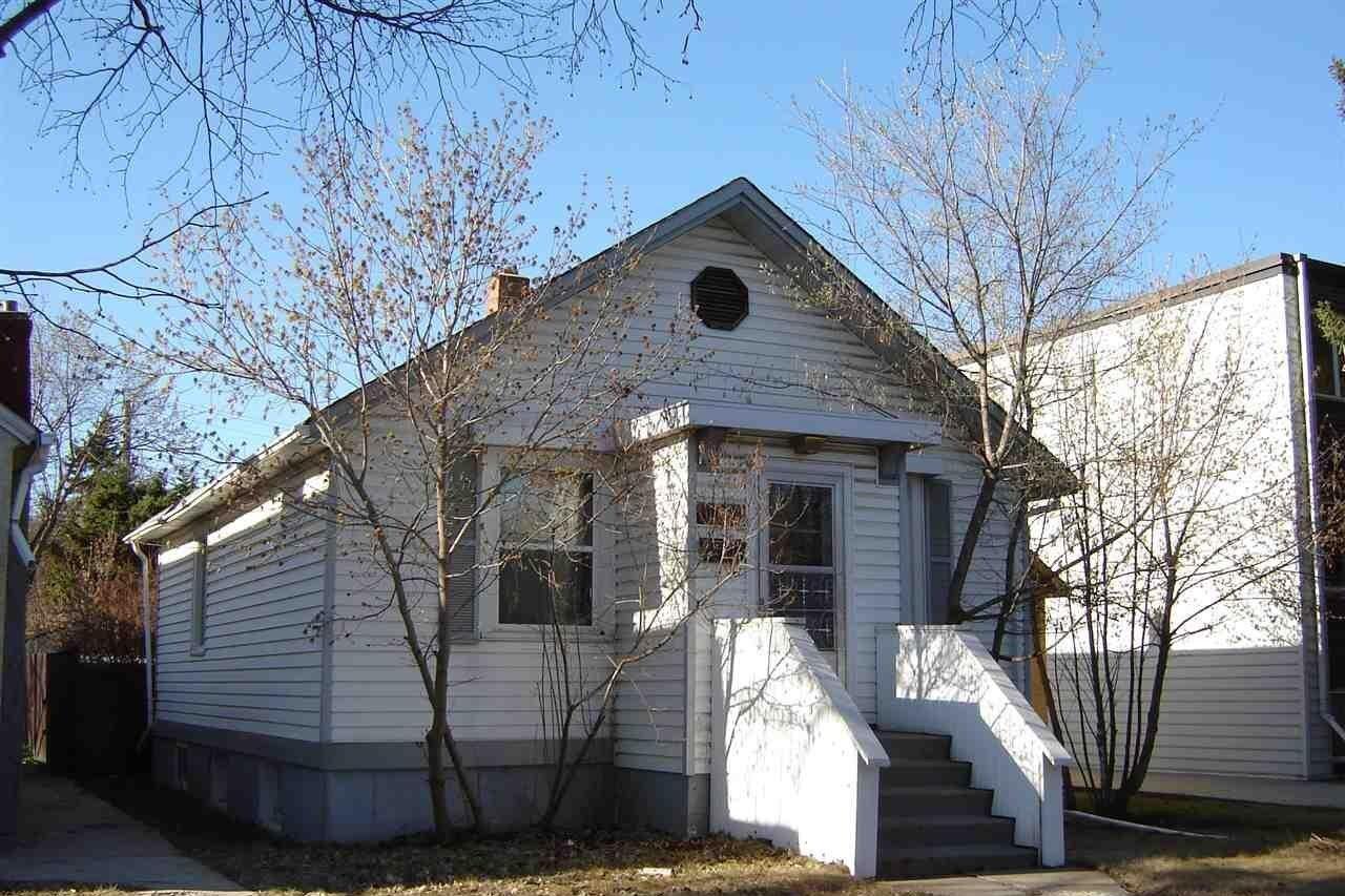 House for sale at 10457 77 Av NW Edmonton Alberta - MLS: E4189377