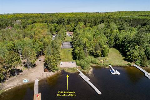 House for sale at 1046 Burlmarie Rd Lake Of Bays Ontario - MLS: X4347669