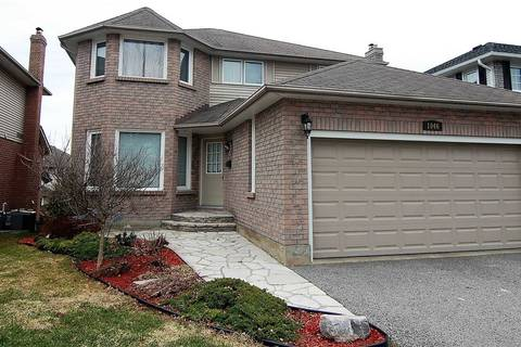 House for sale at 1046 Copperfield Dr Oshawa Ontario - MLS: E4422798