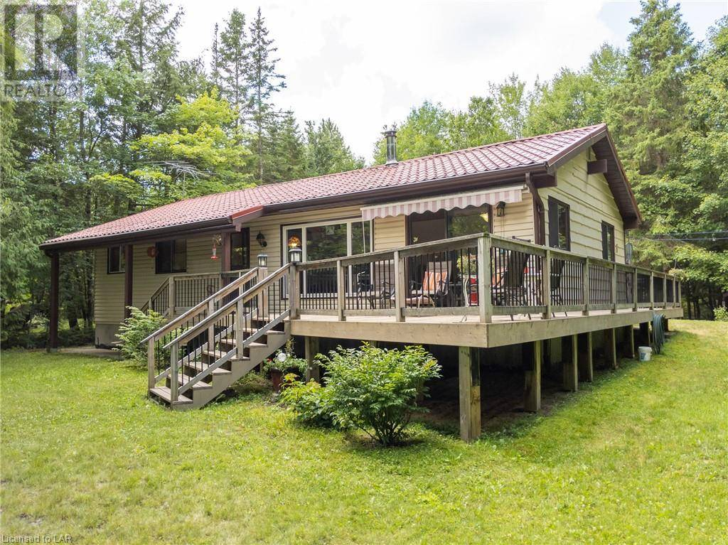 House for sale at 1046 Holiday Park Dr Bracebridge Ontario - MLS: 214554