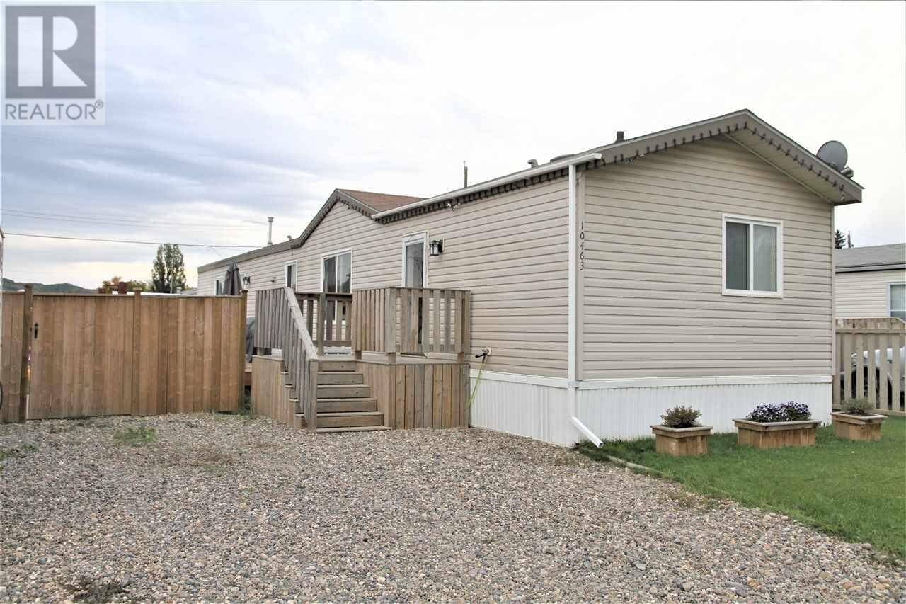 Home for sale at 10463 103 St Taylor British Columbia - MLS: R2429072