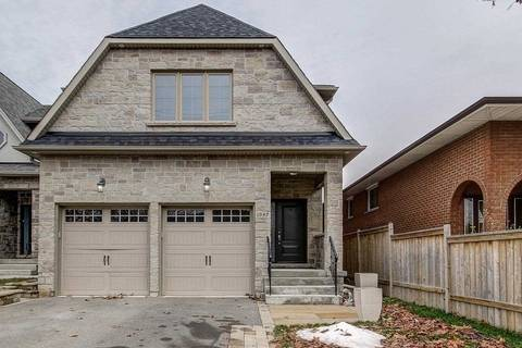 House for sale at 1047 Greaves Ave Mississauga Ontario - MLS: W4643131