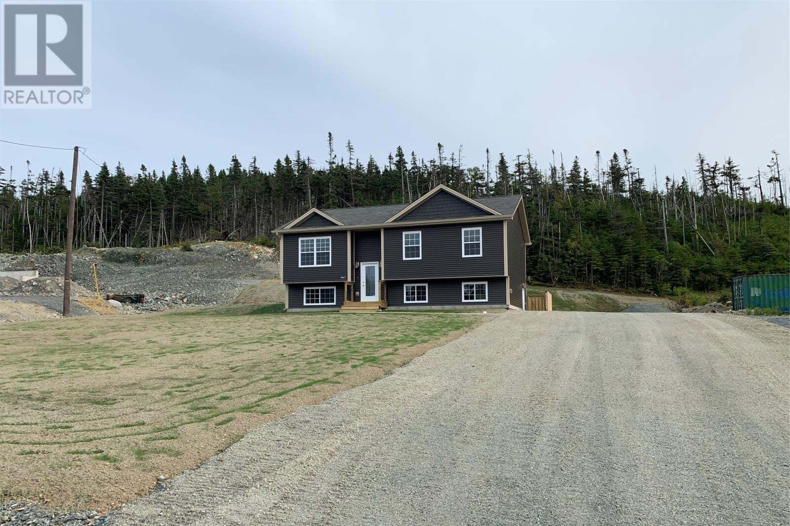 House for sale at 1047 Indian Meal Line Portugal Cove Newfoundland - MLS: 1218666