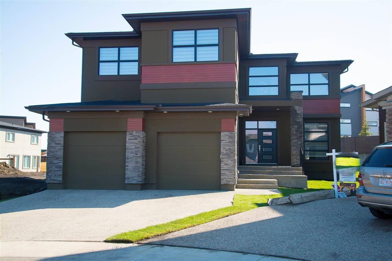 House for sale at 1047 Walkowski Pl Nw Edmonton Alberta - MLS: E4161237