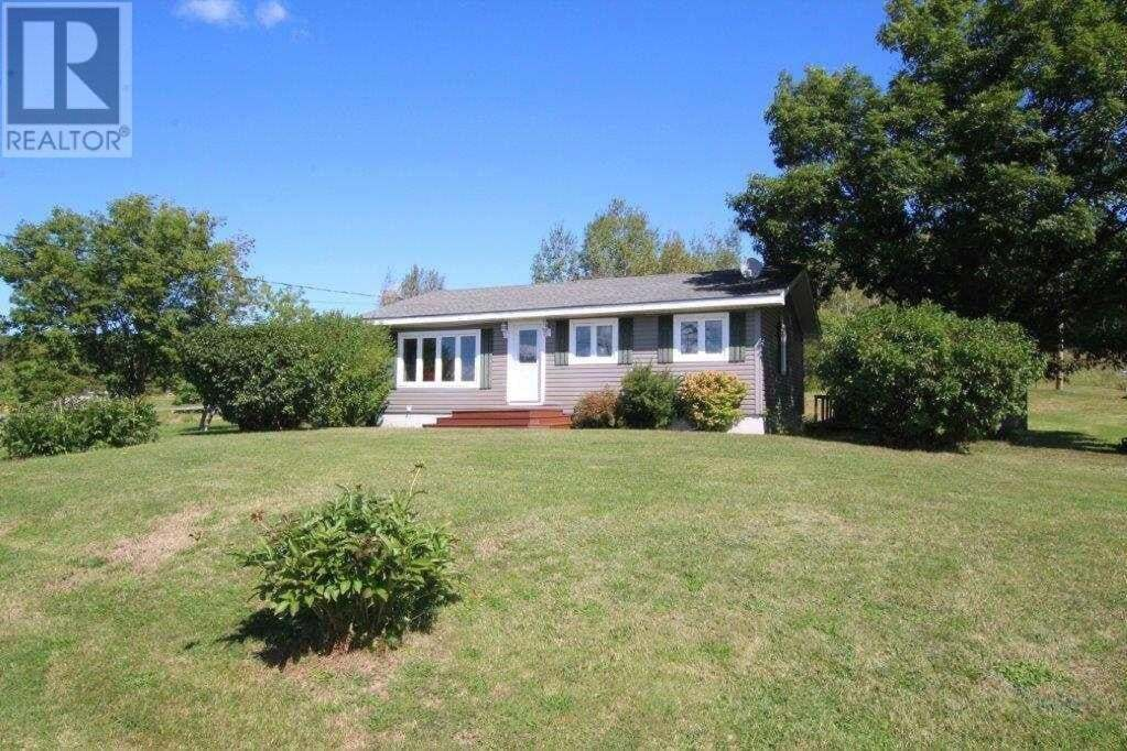 House for sale at 10470 Sherbrooke Rd New Glasgow Nova Scotia - MLS: 202001946