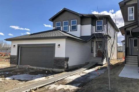 House for sale at 1048 Creek Wd South Stony Plain Alberta - MLS: E4150082
