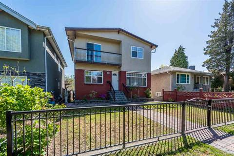 House for sale at 1048 56th Ave E Vancouver British Columbia - MLS: R2370310