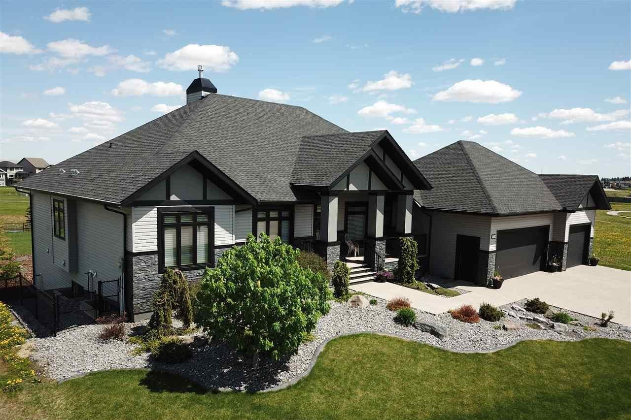 House for sale at 1048 Genesis Lake Bv Stony Plain Alberta - MLS: E4190682