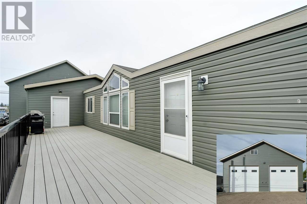 Home for sale at 10480 99 St Taylor British Columbia - MLS: R2394754
