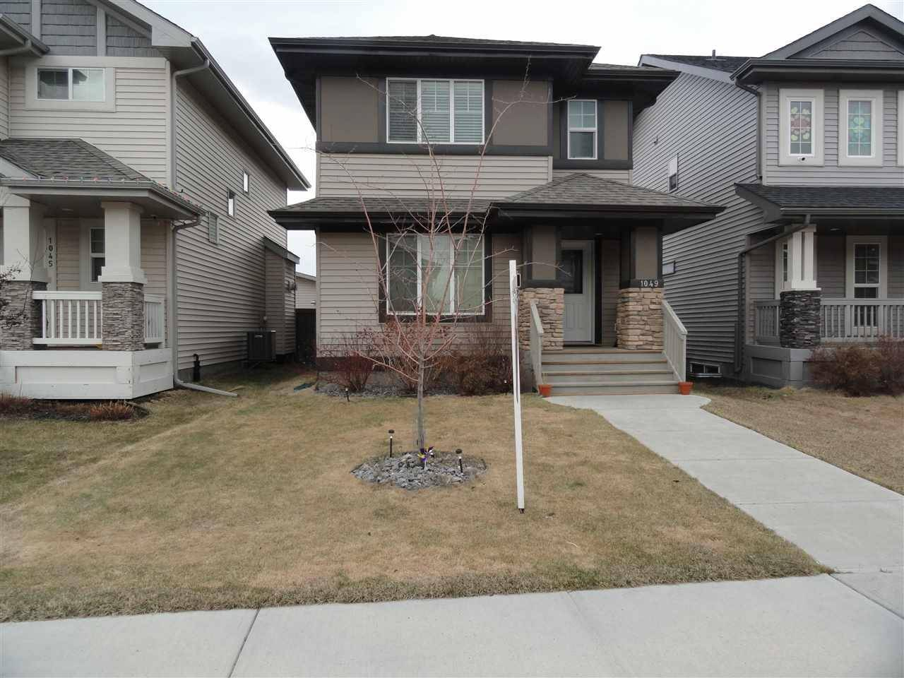 House for sale at 1049 177a St Sw Edmonton Alberta - MLS: E4182291