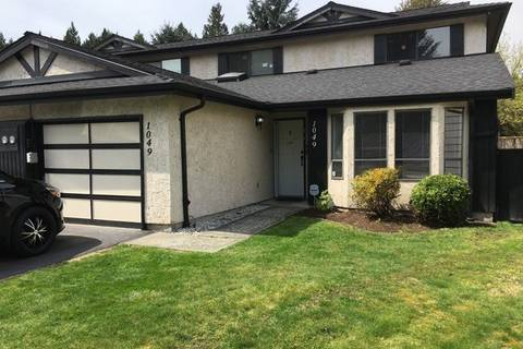 Townhouse for sale at 1049 Cornwall Dr Port Coquitlam British Columbia - MLS: R2363324