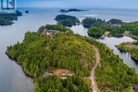 House for sale at 1049 Helen Rd Ucluelet British Columbia - MLS: 449580