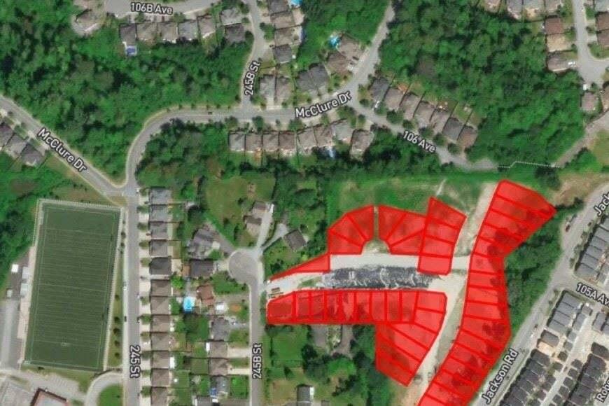 Home for sale at 10490 Mcveety St Maple Ridge British Columbia - MLS: R2490539