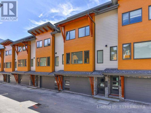 Townhouse for sale at 1101 Three Sisters Pw Unit 104i Canmore Alberta - MLS: 51381