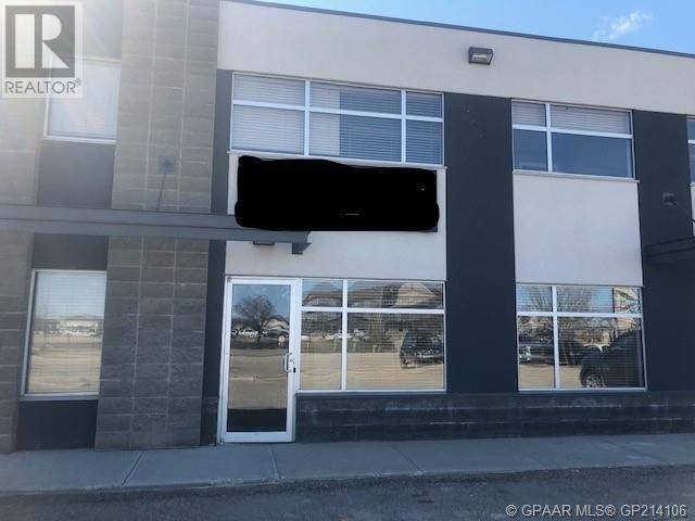 Commercial property for lease at 10071 120 Ave Apartment 105 Grande Prairie Alberta - MLS: GP214106