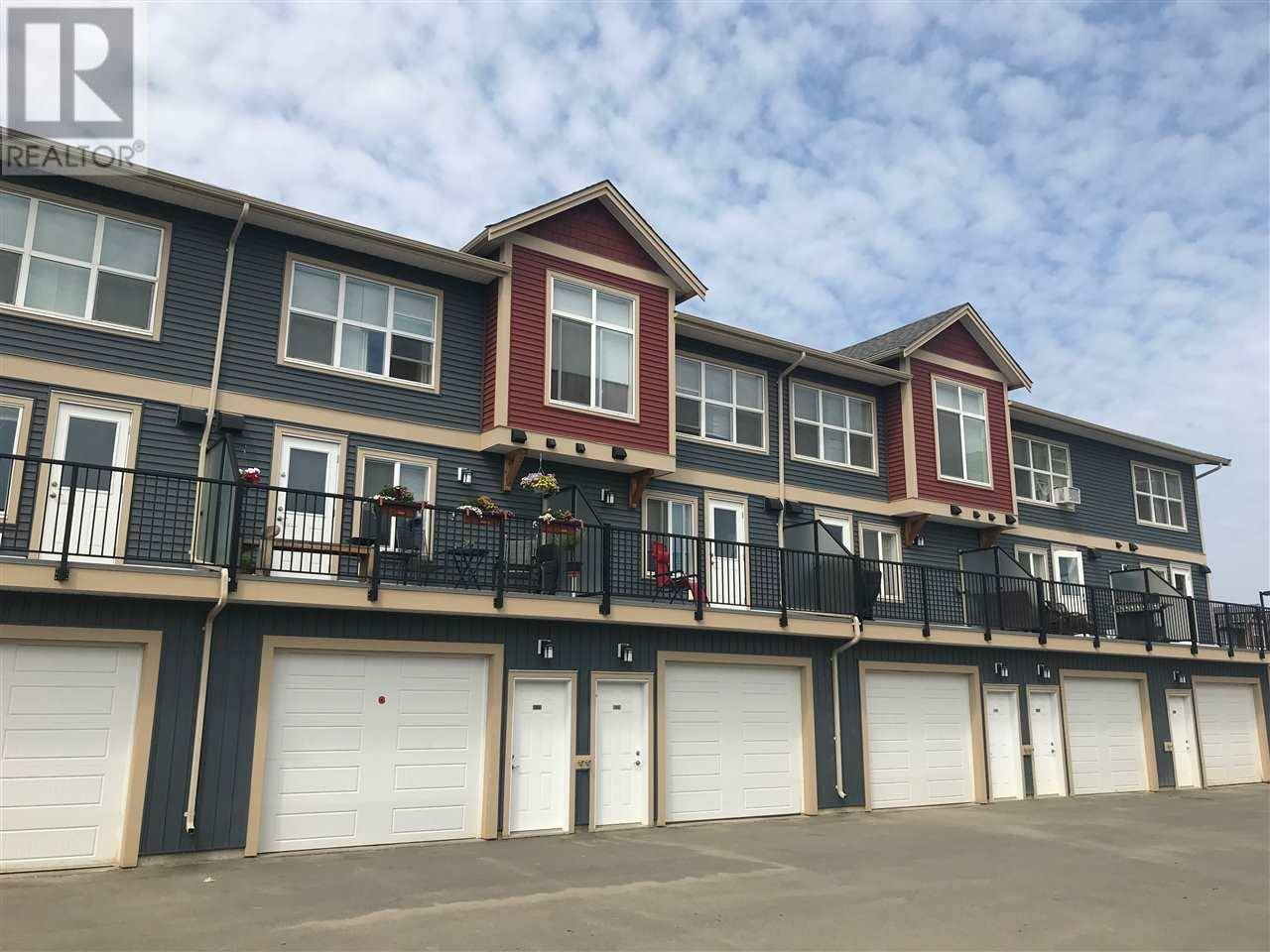 Townhouse for sale at 10303 112 St Unit 105 Fort St. John British Columbia - MLS: R2389803