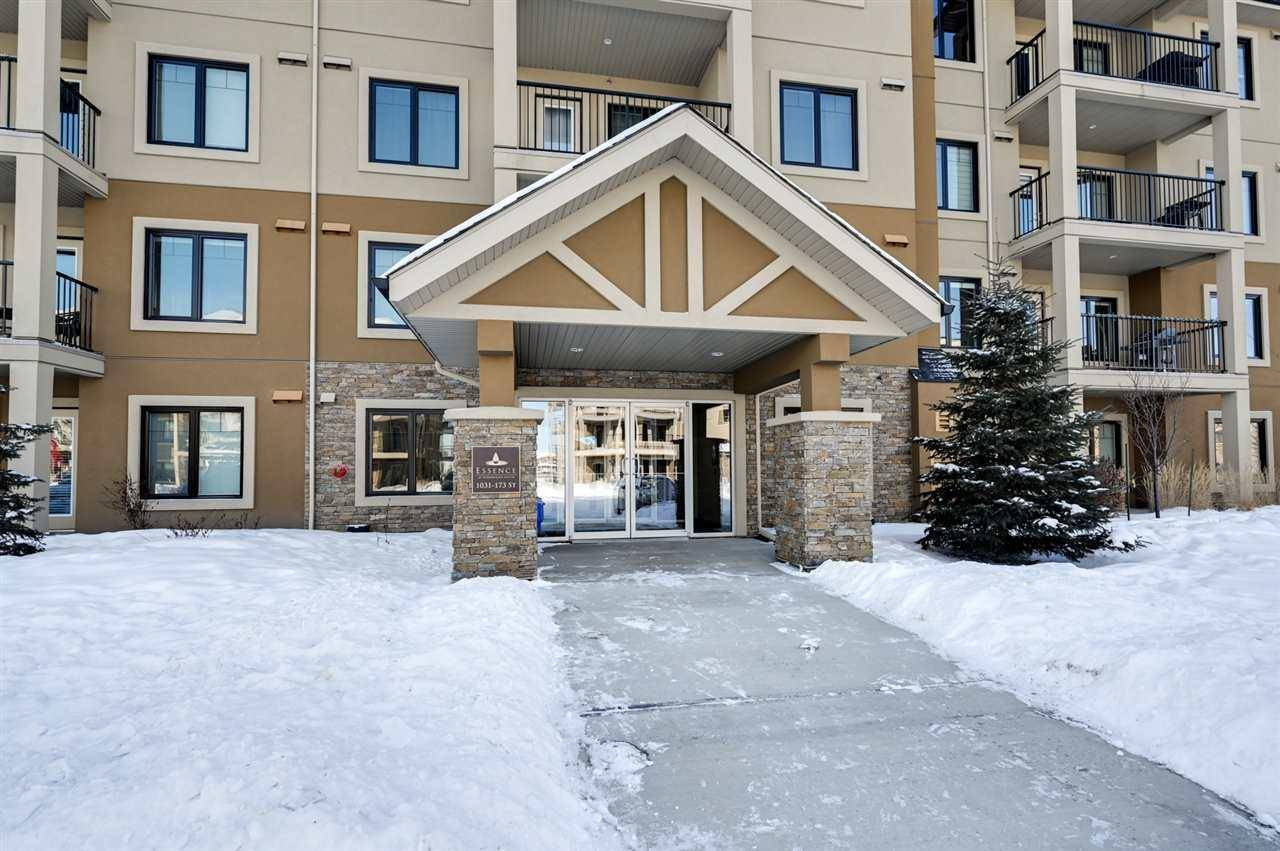 Condo for sale at 1031 173 St Sw Unit 105 Edmonton Alberta - MLS: E4190326