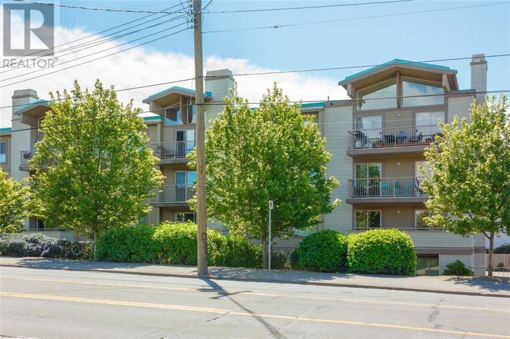 Condo for sale at 1055 Hillside Ave Unit 105 Victoria British Columbia - MLS: 414115