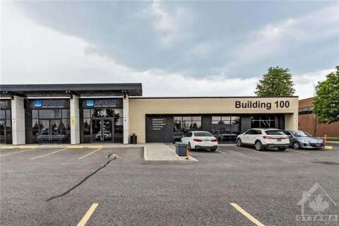 Commercial property for sale at 2310 St Laurent Blvd Unit 105-106 Ottawa Ontario - MLS: 1199279