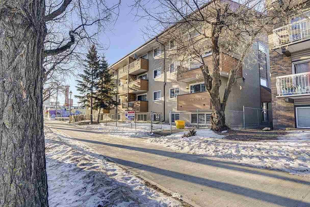105 - 10620 104 Street NW, Edmonton   Image 1
