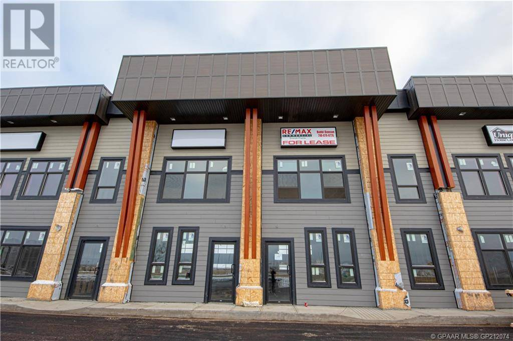 Commercial property for lease at 11706 104 Ave Apartment 105 Grande Prairie Alberta - MLS: GP212074