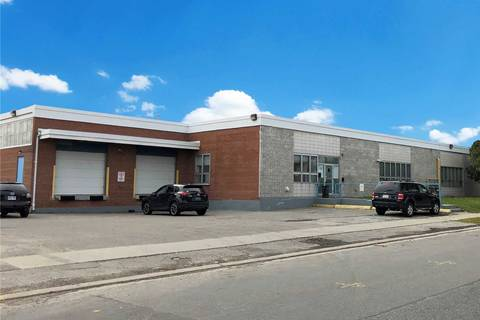Commercial property for lease at 105 Bentworth Ave Toronto Ontario - MLS: W4684488