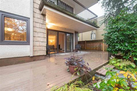 Condo for sale at 1235 15th Ave W Unit 105 Vancouver British Columbia - MLS: R2415017