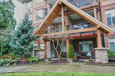 Condo for sale at 12565 190a St Unit 105 Pitt Meadows British Columbia - MLS: R2424222