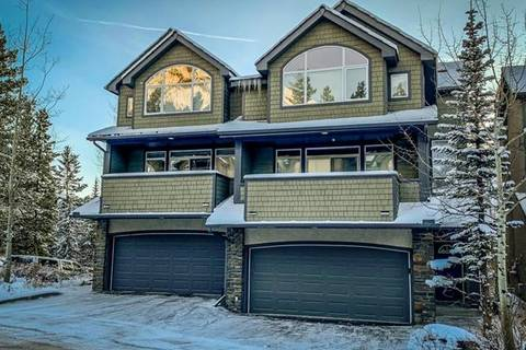 Townhouse for sale at 13 Aspen Glen Unit 105 Canmore Alberta - MLS: C4279356
