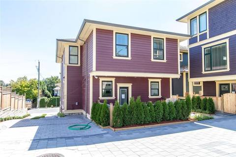 Townhouse for sale at 1313 Cartier Ave Unit 105 Coquitlam British Columbia - MLS: R2392393