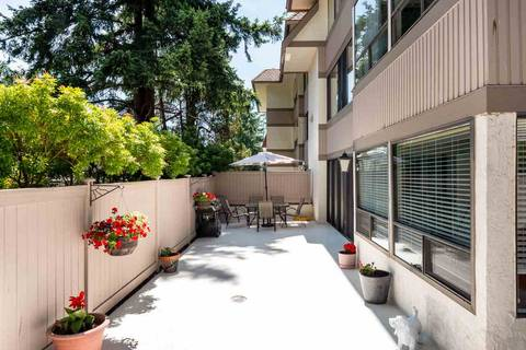 Condo for sale at 1341 Foster St Unit 105 White Rock British Columbia - MLS: R2382144
