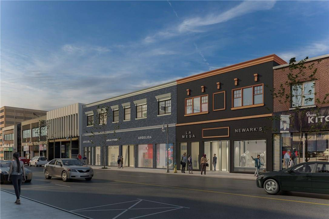 Commercial property for lease at 14 Queen St Apartment 105 St. Catharines Ontario - MLS: H4038830