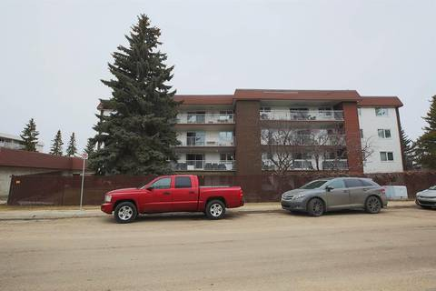 Condo for sale at 14810 51 Ave Nw Unit 105 Edmonton Alberta - MLS: E4149040