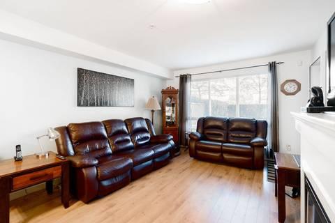 Condo for sale at 1576 Grant Ave Unit 105 Port Coquitlam British Columbia - MLS: R2451529