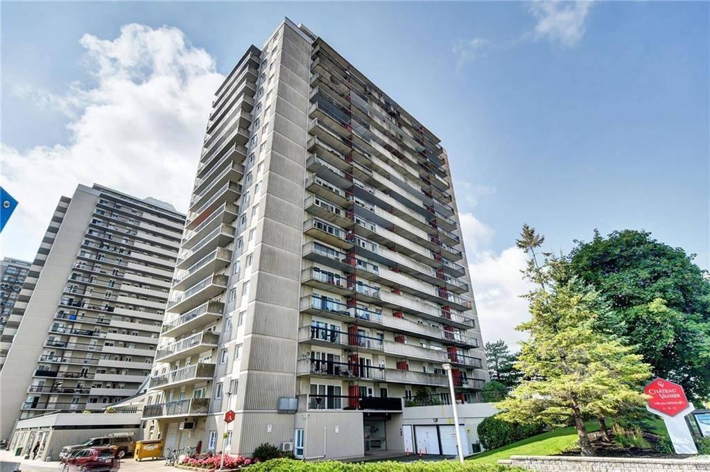 Condo for sale at 158 Mcarthur Ave Unit 105 Ottawa Ontario - MLS: 1168595