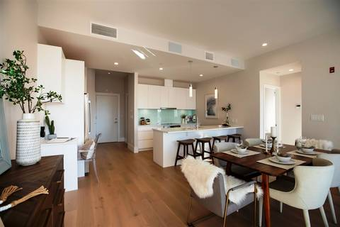 Condo for sale at 1591 Bowser Ave Unit 105 North Vancouver British Columbia - MLS: R2418804
