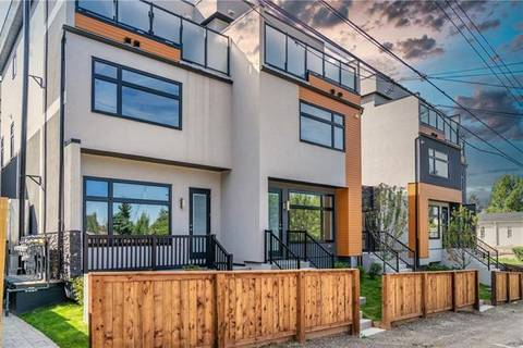 Townhouse for sale at 1632 20 Ave Northwest Unit 105 Calgary Alberta - MLS: C4272725