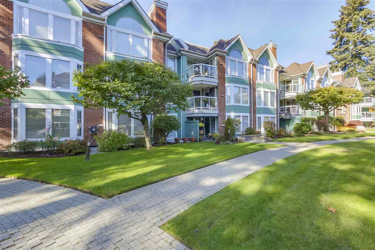 Sold: 105 - 1675 Augusta Avenue, Burnaby, BC