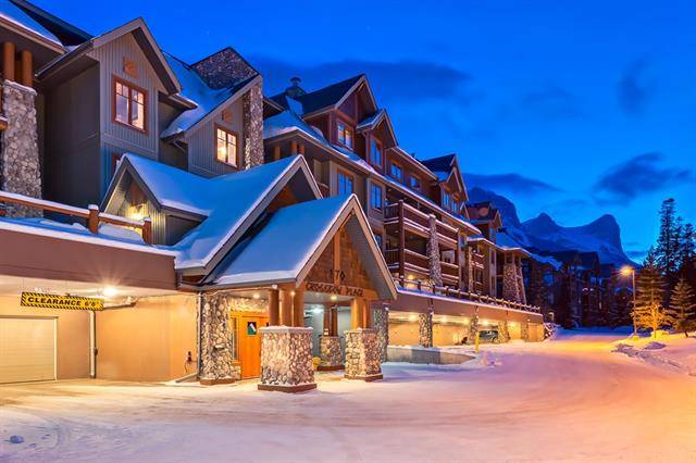 Buliding: 170 Crossbow Place, Canmore, AB