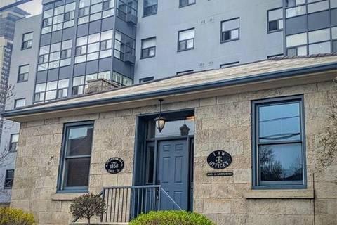 Condo for sale at 175 Hunter St E Unit 105 Hamilton Ontario - MLS: H4052439