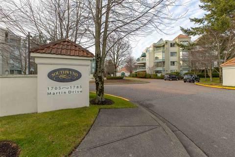 Condo for sale at 1765 Martin Dr Unit 105 Surrey British Columbia - MLS: R2424635