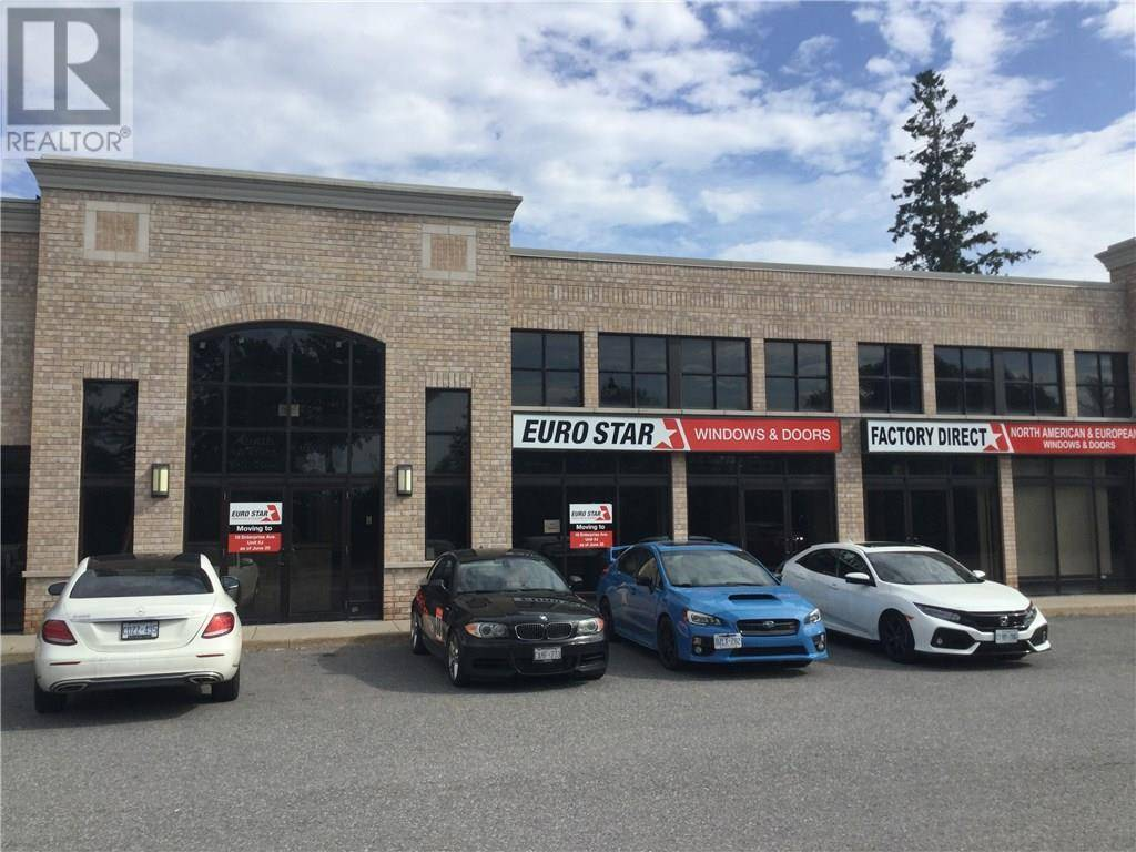 Commercial property for sale at 1884 Merivale Rd Unit 105 Ottawa Ontario - MLS: 1175567