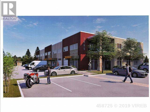 Commercial property for sale at 1885 Boxwood Rd Unit 105 Nanaimo British Columbia - MLS: 458725