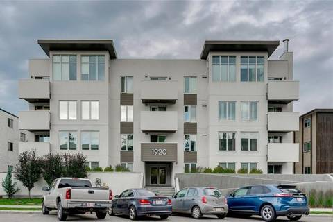 Condo for sale at 1920 11 Ave Southwest Unit 105 Calgary Alberta - MLS: C4257570