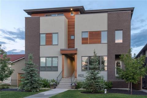 Townhouse for sale at 1921 27 St Sw Unit 105 Killarney/glengarry, Calgary Alberta - MLS: C4192777