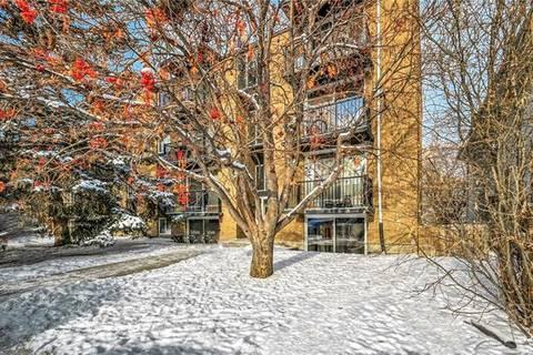 Condo for sale at 2020 11 Ave Southwest Unit 105 Calgary Alberta - MLS: C4291438