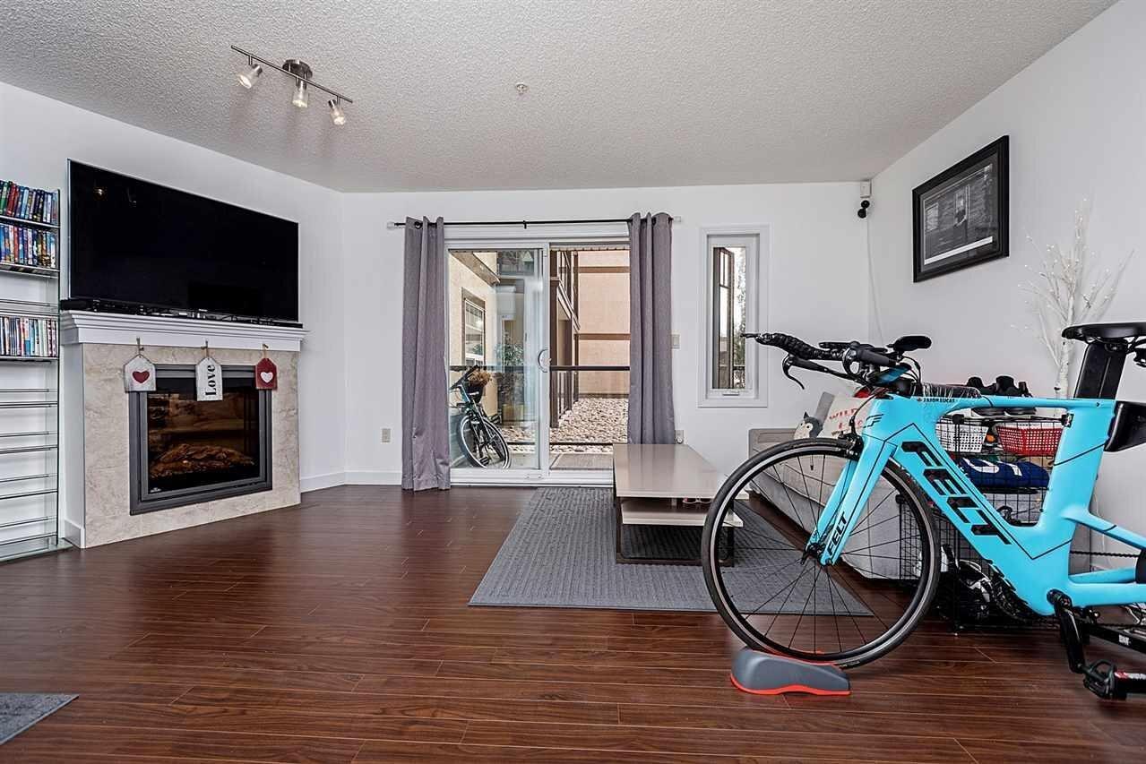 Condo for sale at 2045 Grantham Co NW Unit 105 Edmonton Alberta - MLS: E4210455