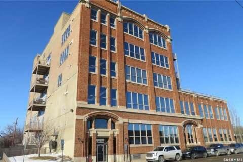 Condo for sale at 211 D Ave N Unit 105 Saskatoon Saskatchewan - MLS: SK800328