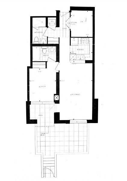 Condo for sale at 215 Sherway Gardens Rd Unit 105 Toronto Ontario - MLS: W4694455