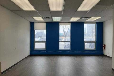 Commercial property for lease at 2175 Sheppard Ave Apartment 105 Toronto Ontario - MLS: C4898407